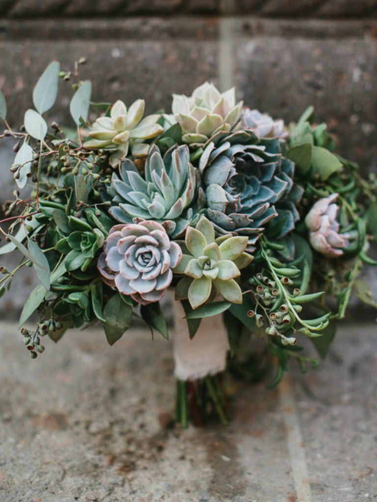 Wedding Succulents That Will Make You Forget About All