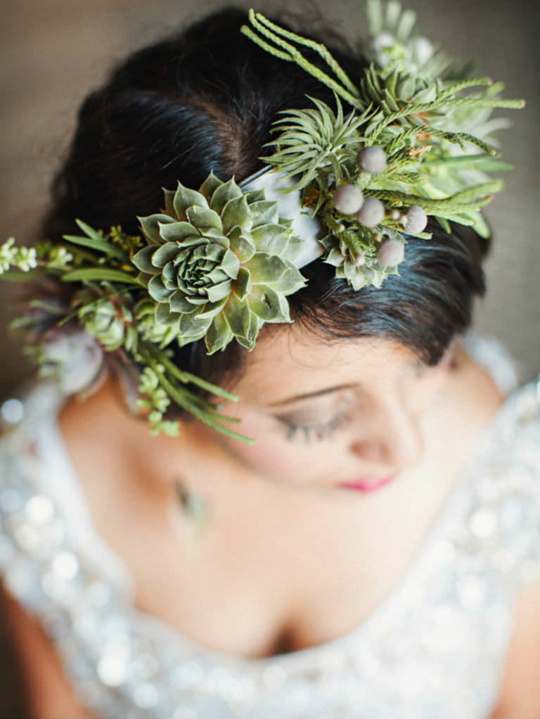 wedding succulents that will make you forget about all other flowers
